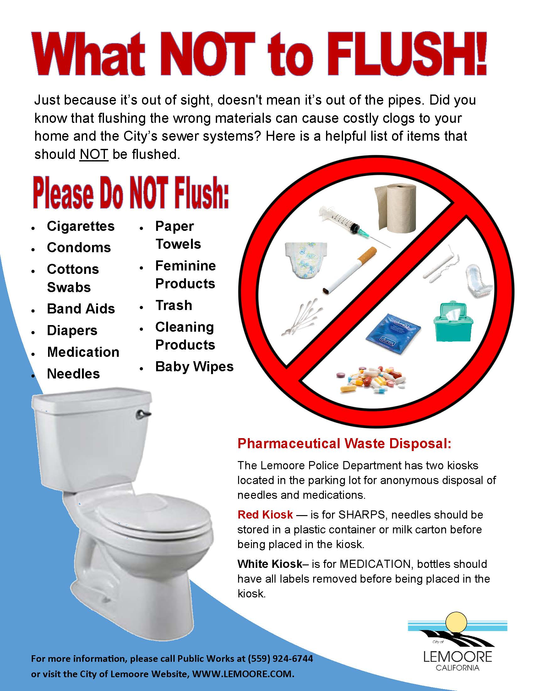 What Not To Do When Getting Your Makeup Done: What NOT To Flush!